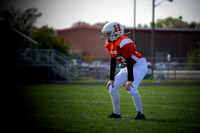Hamilton Heights Youth Football 2012