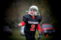 Eastbrook 6th Grade Football 2012