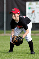 Logansport Youth Baseball Majors (Diamondbacks) 2013