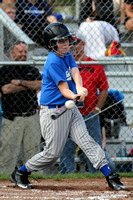 Logansport Youth Baseball Majors (Dodgers) 2013