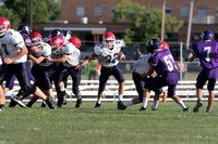 Lewis Cass Kings JV Football 2013