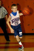 4th Grade Kings and Pioneer Basketball 2011-12