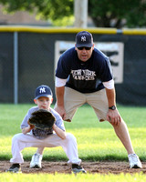 Logan Rookie Boys (Leeman Yankees)