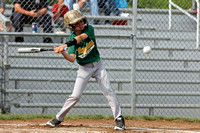 Logansport Youth Baseball (Happy Burger) A's 2014