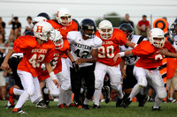 Hamilton Heights Jr High Football 2011