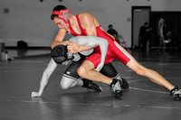 Indian Springs Jr. High Wrestling Tournament 2014