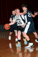 Lincoln 6th Grade Basketball 2013