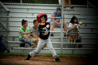 Logan Rookie Boys Baseball (Russell Rental Rays)