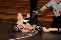 2014 Jr. High Wrestling 4 Way @ Western